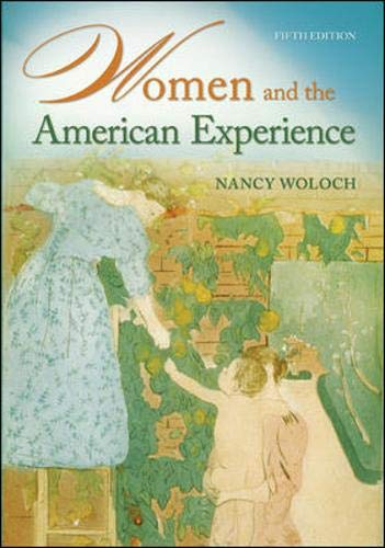 9780073385570: Women and the American Experience (History)