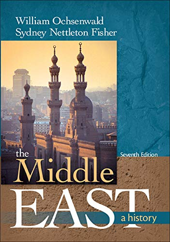 9780073385624: The Middle East: A History