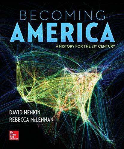 9780073385631: Becoming America
