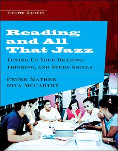 9780073385761: Reading and All That Jazz