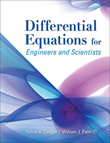 9780073385907: Differential Equations for Engineers and Scientists