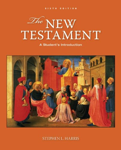 9780073386539: The New Testament: A Student's Introduction