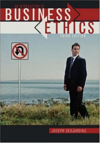 9780073386584: An Introduction to Business Ethics