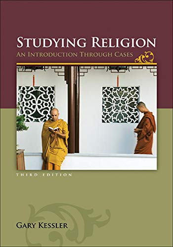 9780073386591: Studying Religion: An Introduction Through Cases