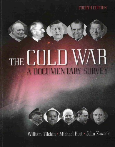 9780073387598: [(The Cold War: A New History)] [Author: Robert a Lovett Professor of History John Lewis Gaddis] published on (January, 2007)