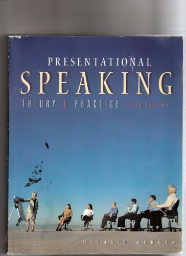 9780073387949: Presentational Speaking (Theory and Practice)