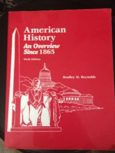 9780073388342: American History: An Overview Since 1865