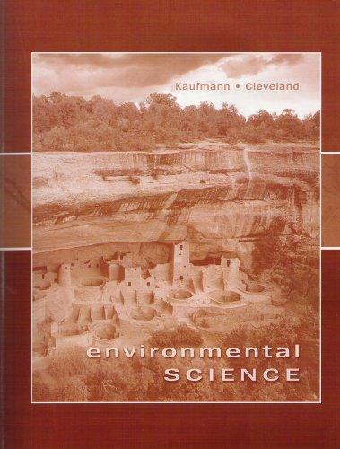 9780073390949: Environmental Science