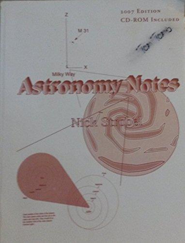 9780073393940: Milky Way Astronomy Notes