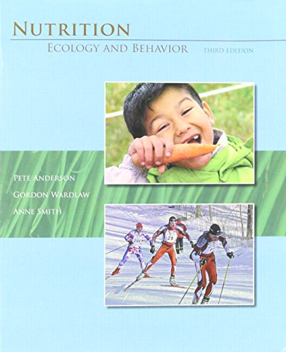 9780073394046: Nutrition Ecology and Behavior - Third Edition