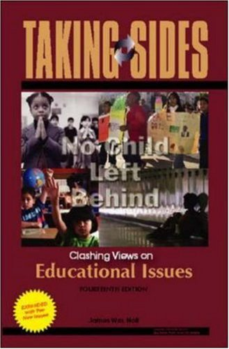 9780073397177: Taking Sides: Clashing Views on Educational Issues, Expanded