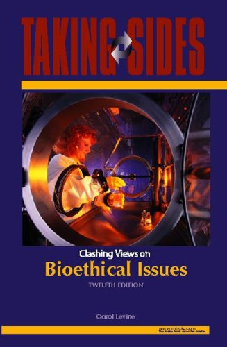 9780073397184: Taking Sides: Clashing Views on Bioethical Issues