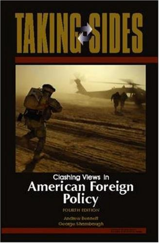 9780073397221: Taking Sides: Clashing Views in American Foreign Policy
