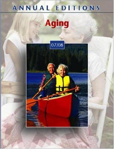 9780073397290: Annual Editions: Aging 07/08