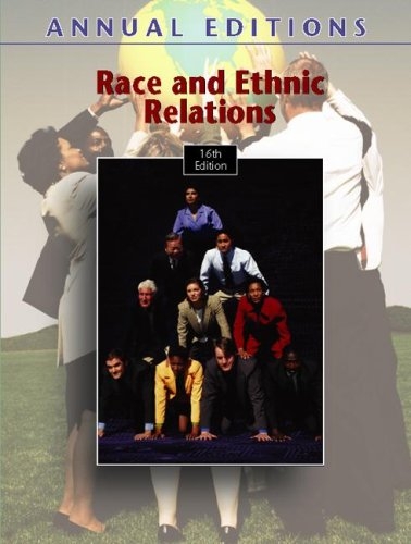 9780073397450: Annual Editions: Race and Ethnic Relations, 16/e
