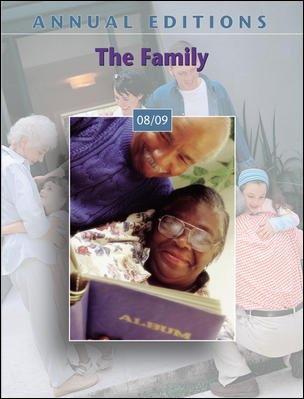 9780073397467: Annual Editions: The Family 08/09