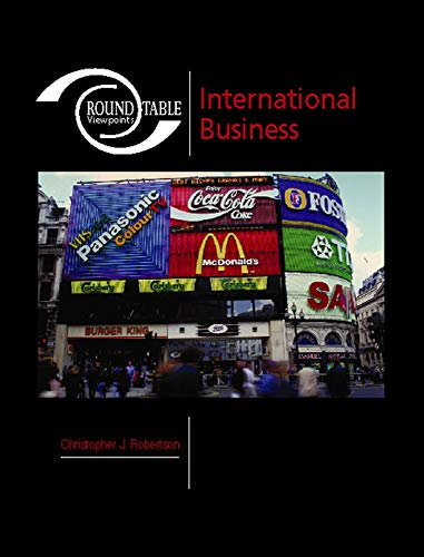 9780073397504: Roundtable Viewpoints: International Business