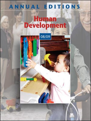 9780073397511: Annual Editions: Human Development 08/09