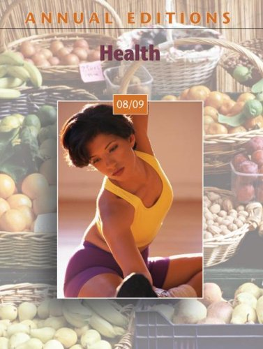 9780073397597: Annual Editions: Health 08/09