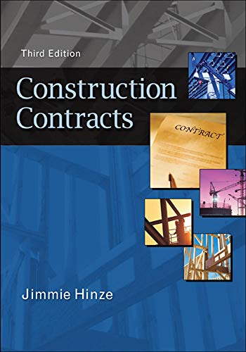 9780073397856: Construction Contracts