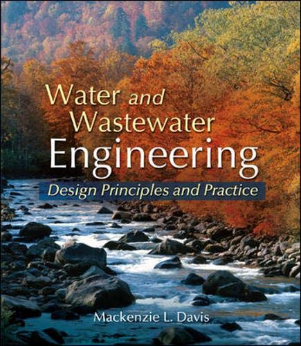9780073397863: Water and Wastewater Engineering