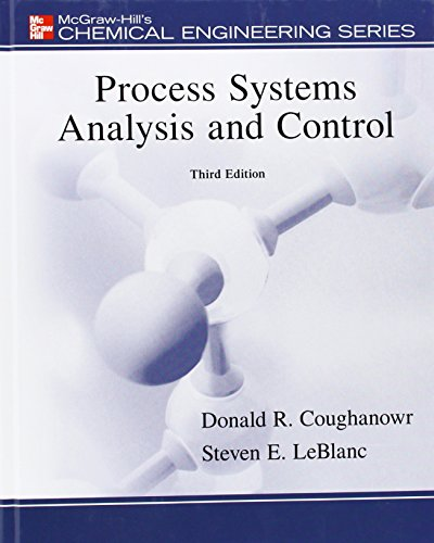 9780073397894: Process Systems Analysis and Control
