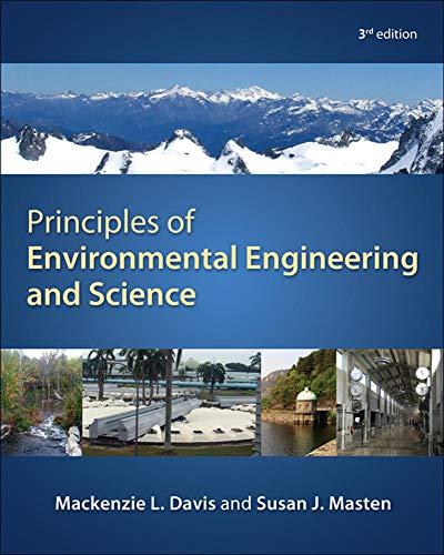 9780073397900: Principles of Environmental Engineering & Science (Civil Engineering)