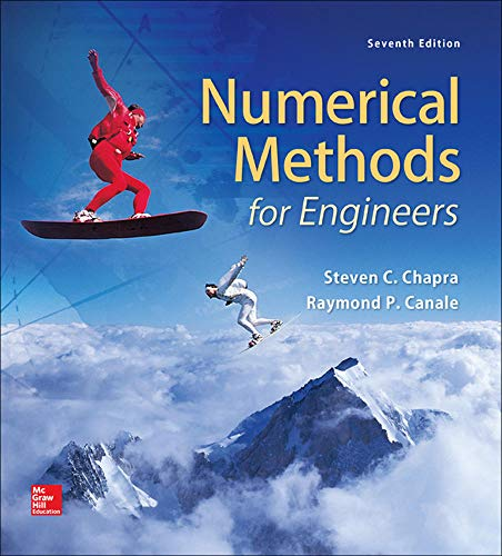 9780073397924: Numerical Methods for Engineers (Civil Engineering)