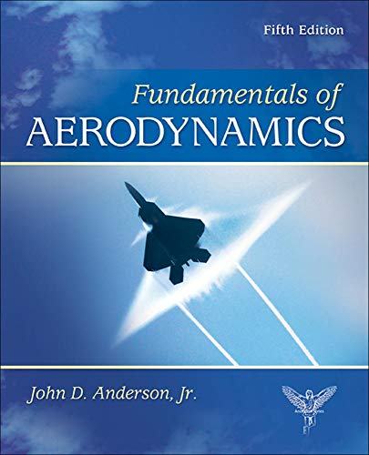 9780073398105: Fundamentals of Aerodynamics, 5th Edition