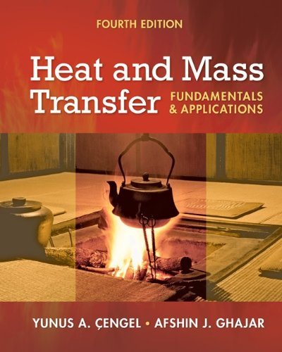 9780073398129: Heat and Mass Transfer: Fundamentals & Applications