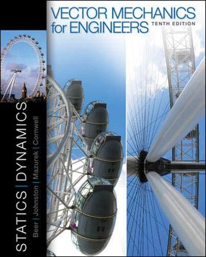 9780073398136: Vector Mechanics for Engineers: Statics and Dynamics