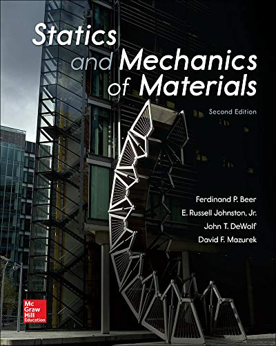 9780073398167: Statics and Mechanics of Materials
