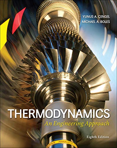 9780073398174: Thermodynamics: An Engineering Approach (Mechanical Engineering)