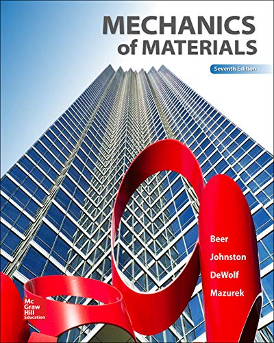 9780073398235: Mechanics of Materials, 7th Edition (Mechanical Engineering)