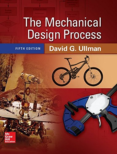 9780073398266: The Mechanical Design Process