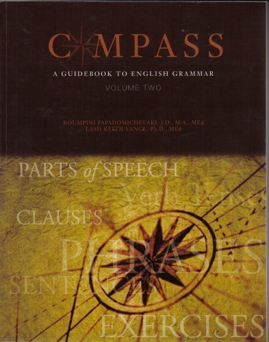 9780073400327: Compass: A Guidebook to English Grammar, Volume 2 (Volume 2)