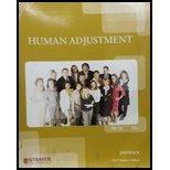 9780073400525: Human Adjustment: Strayer University