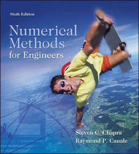 9780073401065: Numerical Methods for Engineers, Sixth Edition