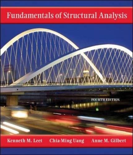 9780073401096: Fundamentals of Structural Analysis (Civil Engineering)