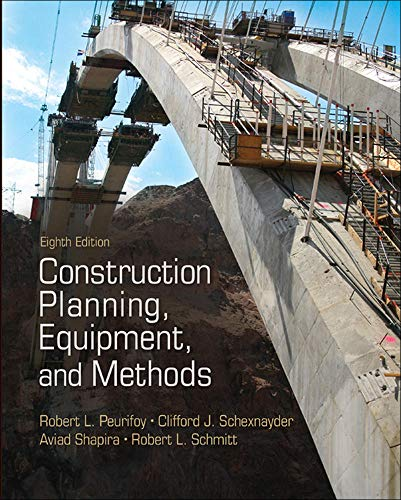 9780073401126: Construction Planning, Equipment, and Methods (Civil Engineering)