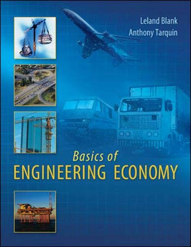 9780073401294: Basics of Engineering Economy