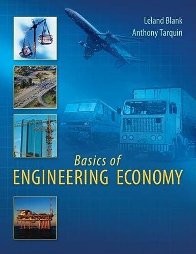9780073401294: Basics of Engineering Economy