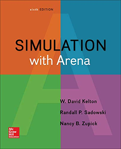 9780073401317: Simulation with Arena (Irwin Industrial Engineering)