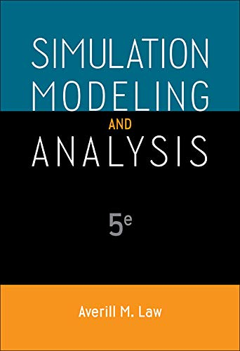 9780073401324: Simulation Modeling and Analysis (Mcgraw-Hill Series in Industrial Engineering and Management)
