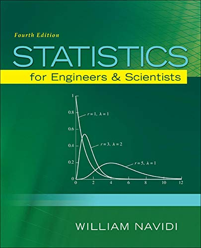9780073401331: Statistics for Engineers and Scientists (Irwin Industrial Engineering)