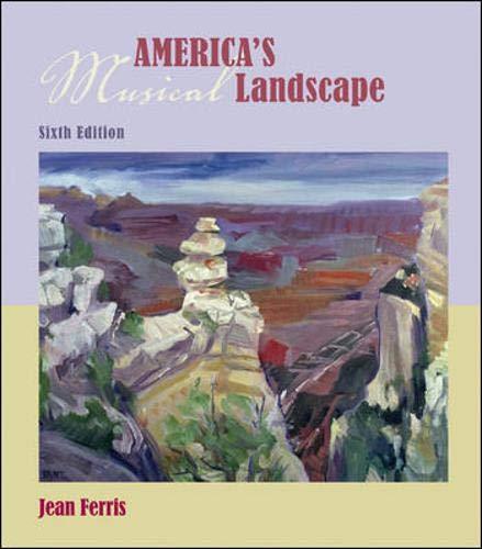 9780073401409: America's Musical Landscape