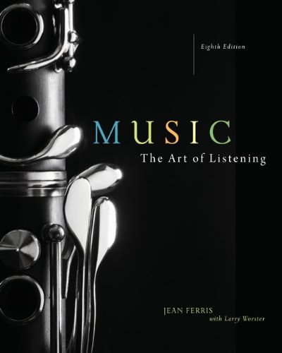 9780073401423: Music: The Art of Listening