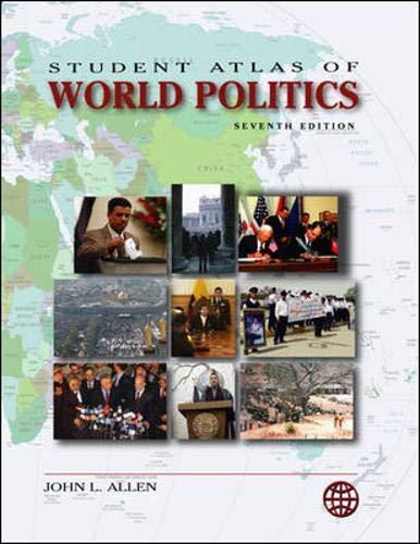 9780073401461: Student Atlas of World Politics
