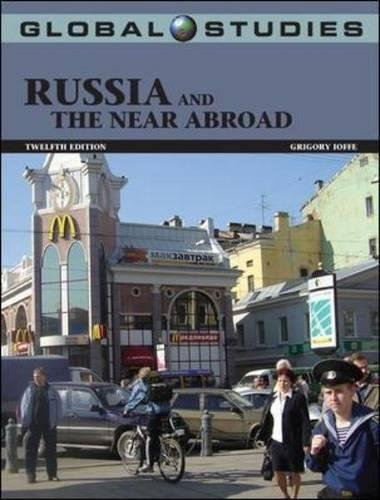 9780073401478: Global Studies: Russia and the Near Abroad