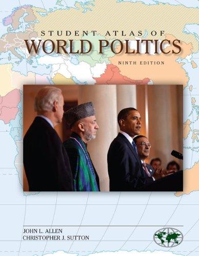 9780073401485: Student Atlas of World Politics